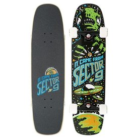 Sector 9 Sector 9- Orbit- Ian Jepson- 32.875 inches- 2017- Completes