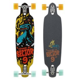 Sector 9 Sector 9- Mini Fractal- Ian Jepson- 34 inches- 2017- Completes