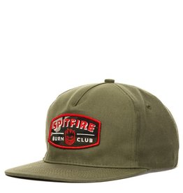 Spit Fire Spitfire- Burn Club- Army Green- Hats