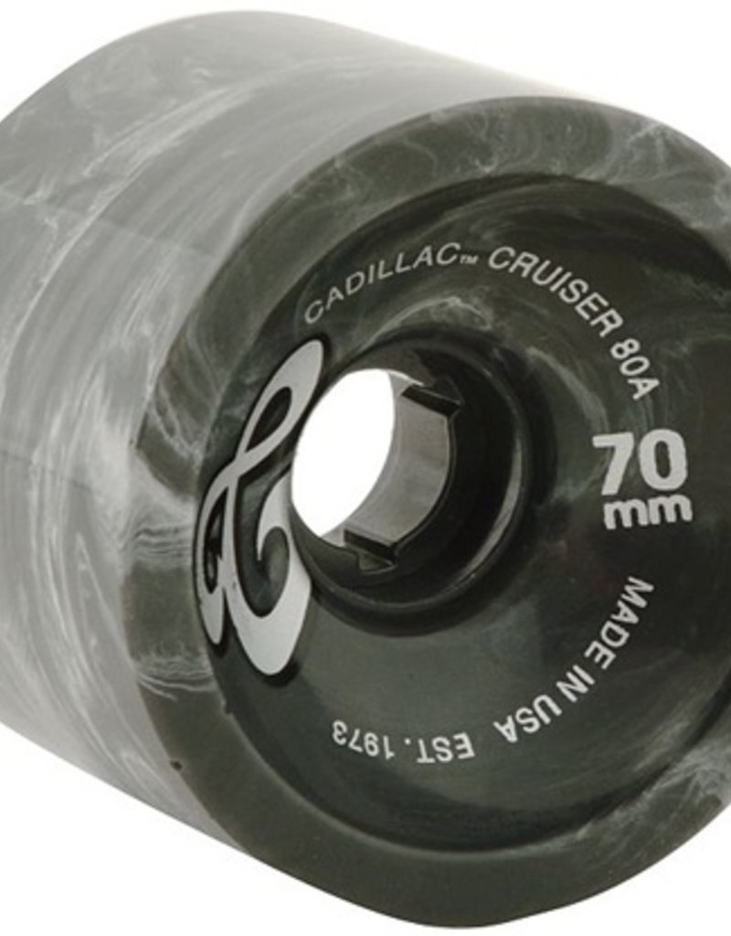 Cadillac Cadillac- Cruisers- 70mm- 80a- Smoke Marble- Wheels
