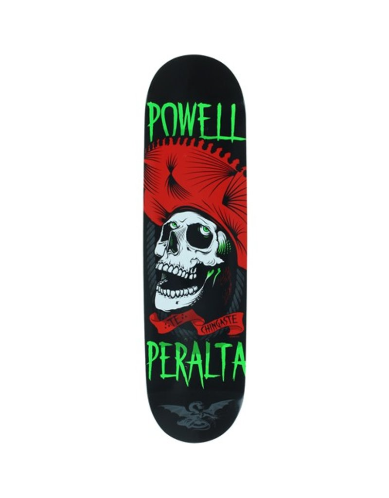 Powell Peralta Powell Peralta- Te Chingaste- 8x31.95 in- Black- Decks