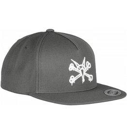 Powell Peralta Powell Peralta- Vato Rat- Snap Back- Gray- Hat