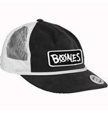 Bones Bones- Old Roy- Snap Back- Black- Hat