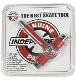 Independent Independent- Genuine Parts Best Tool- Red- Tools