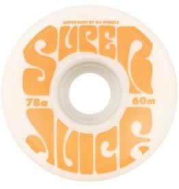 OJ OJ- Super Juice- 60mm- 78a- White- Wheels