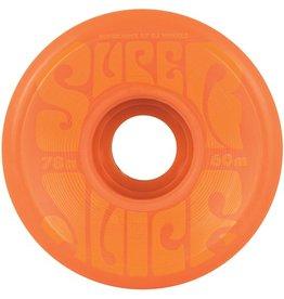 OJ OJ- Super Juice- 60mm- 78a- Orange- Wheels