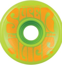 OJ OJ- Super Juice- 60mm- 78a- Green- Wheels