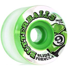 Sector 9 Sector 9- Butter Balls- 70mm- 80a- Green- Wheels
