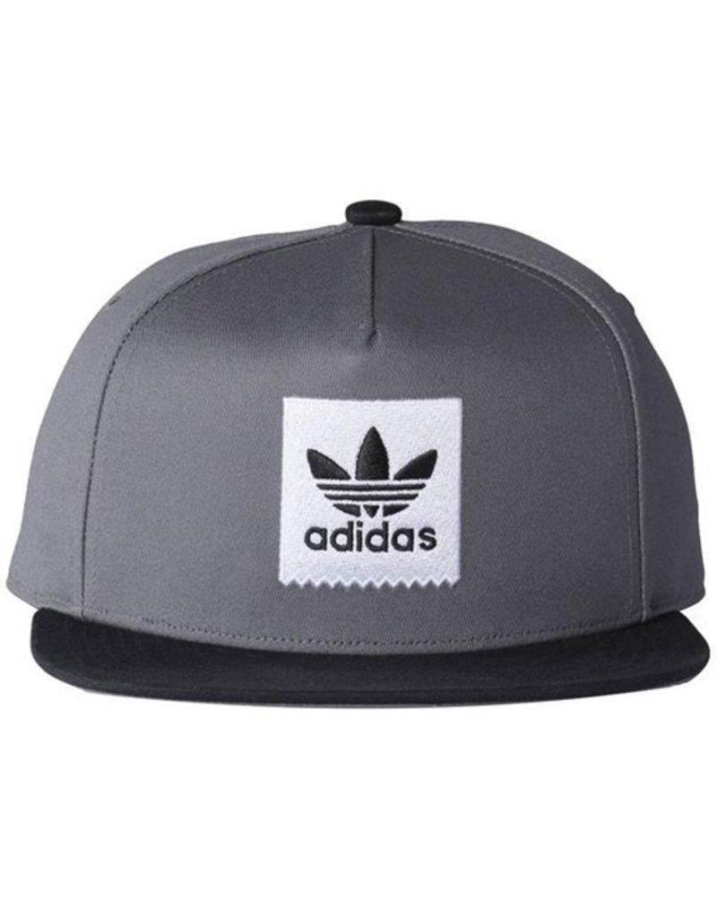 adidas Adidas- 2 Tones Snapback Grey-Hats
