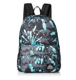 Reef Reef- Moving On- Backpack- Black Splatter- Bags