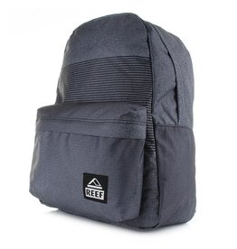 Reef Reef- Moving On- Backpack- Black Pinstripe- Bags