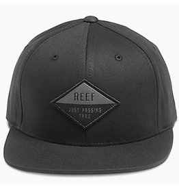 Reef Reef- Connect- Black- Hats