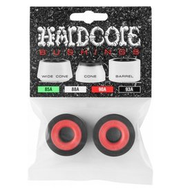Bones Bones- Barrels- Hardcore- 93a- Black- Bushings