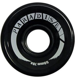 Paradise Wheels Paradise Wheels- Cruisers- 59mm- 78a- Black- Wheels
