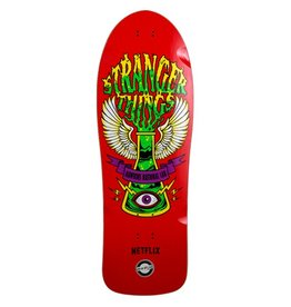 Madrid Madrid- Stranger Things 2- Hawkins Lab- 30.75 x 10.25 inch- Deck