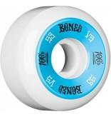 Bones Bones- 100's- Original Formula- 53mm- 100a- V5- White/Blue- Wheels