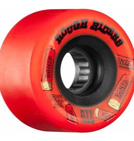 Bones Bones- Rough Riders- Shotgun- All Terrain Formula- 59mm- 80a- Red- Wheels