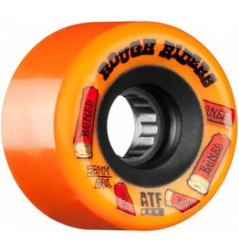 Bones Bones- Rough Riders- Shotgun- All Terrain Formula- 59mm- 80a- Orange- Wheels