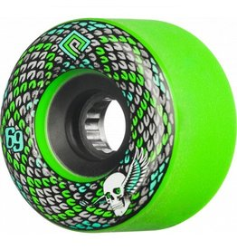 Powell Peralta Powell Peralta- Snakes- 69mm- 75a- Green- Wheels