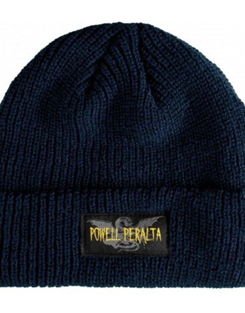 Powell Peralta Powell Peralta- Dragon Logo- Navy- Beanie
