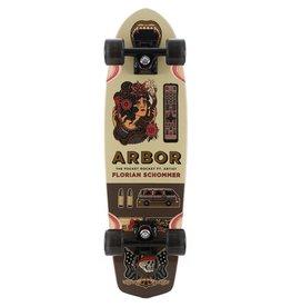 Arbor Arbor- Pocket Rocket- Artist Series- 27 inch- 2017- Completes