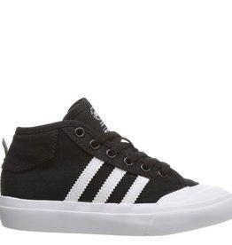 adidas Adidas- Matchcourt Mid- Junior- Black/White- 2017- Shoes