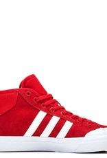 adidas Adidas- Matchcourt- Scarlet/White- 2017- Mens Shoes