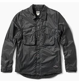 Reef Reef- Camp Jacket- Faded Black-