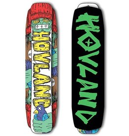 Hovland Hovland- Five Oh- Lrg Top Deck- 9.35 x 34 inches- 92 cm Sub Deck- Snowskate