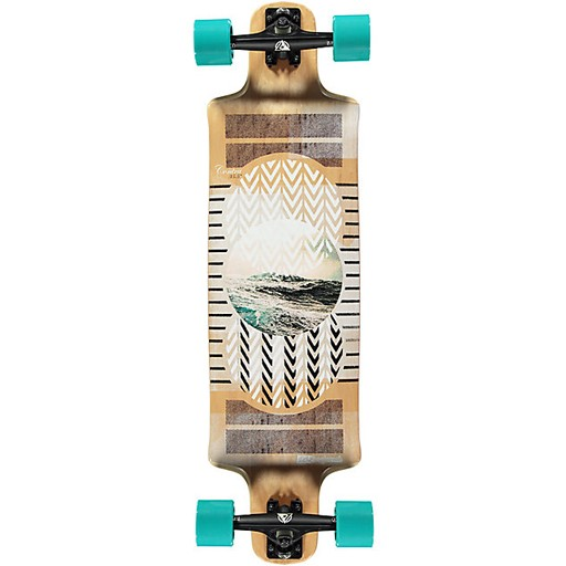 DB Longboards DB Longboards- Contra- 35.5 inch- Complete
