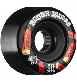 Bones Bones- Rough Riders- Shotgun- All Terrain Formula- 59mm- 80a- Black- Wheels