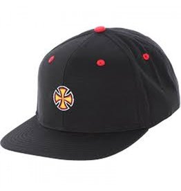 Independent Independent- Light It Up- Snapback- Black- Hat