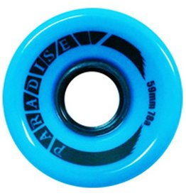 Paradise Wheels Paradise Wheels- Cruisers- 59mm- 78a- Blue- Wheels