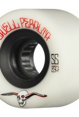 Powell Peralta Powell Peralta- G Slides- 56mm- 85a- White- Wheels
