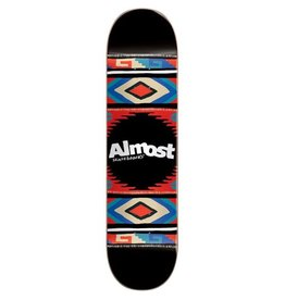 Almost Almost- Aztec Blanket- 7.75 inches- Deck