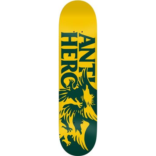 Antihero Antihero- Feeding Frenzy- 7.75 inches- Gold/Green- Deck