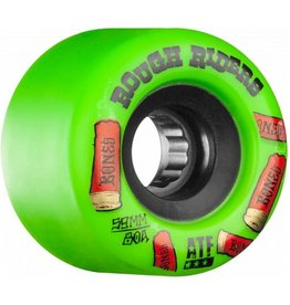 Bones Bones- Rough Riders- Shotgun- All Terrain Formula- 59mm- 80a- Green- Wheels