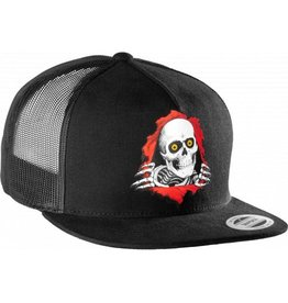 Powell Peralta Powell Peralta- Ripper Trucker- Black- Hat