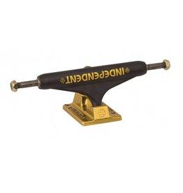 Independent Independent- Standard- Bar Cross-  Black/Gold- 144mm- TKP- Trucks