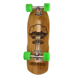Liqwood- W54- 23 inches- Mini Cruiser- Complete