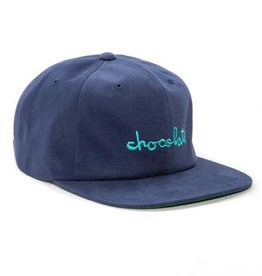 Chocolate Chocolate- Chunk- 6Panel- Chunk- Blue- Hats