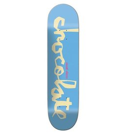 Chocolate Chocolate- Alvarez Original Chunk- 8x31.5- Decks
