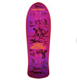Bones Brigade Bones Brigade- Reissue Series 10- Mountain- Red- Deck