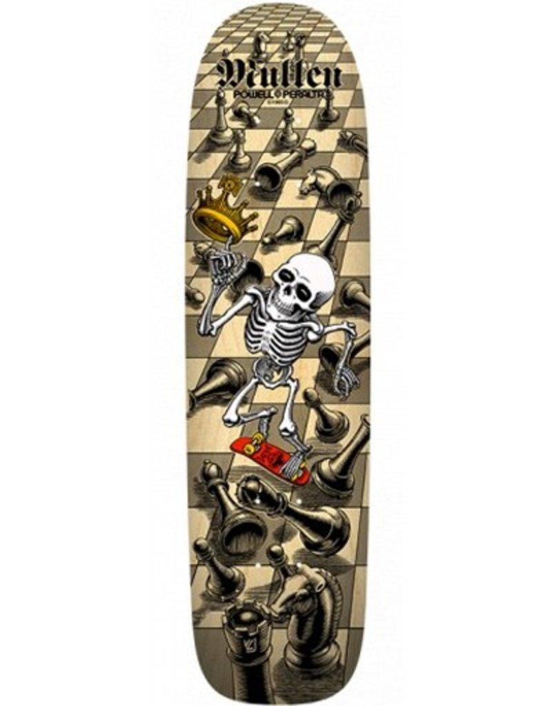 Bones Brigade Bones Brigade- Reissue Series 10- Mullen- Natural- Deck
