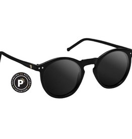 Glassy Sunglasses Glassy- Tim Tim- Premium Polarized- Matte Black- Sunglasses