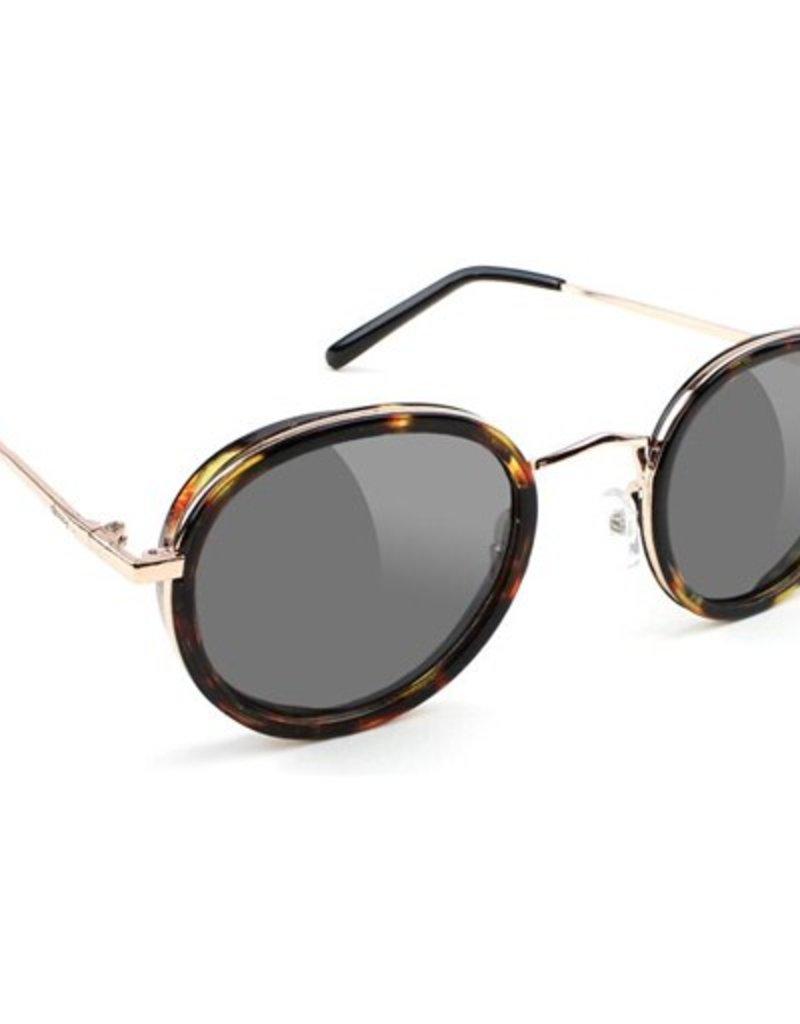 Glassy Sunglasses Glassy- Lincoln- Tortoise- Sunglasses