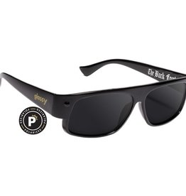 Glassy Sunglasses Glassy- Balboa- Polarized- Black- Sunglasses