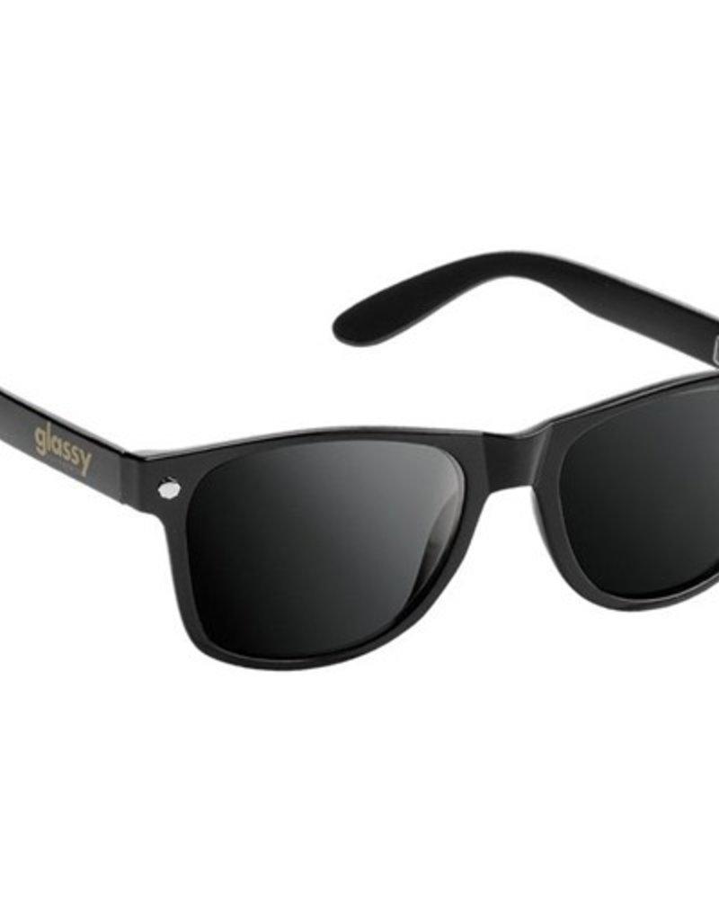 Glassy Sunglasses Glassy- Leonard- Black- Sunglasses