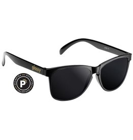 Glassy Sunglasses Glassy- Deric- Polarized- Black- Sunglasses