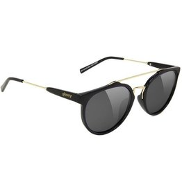Glassy Sunglasses Glassy- Chuck- Black/Gold- Sunglasses